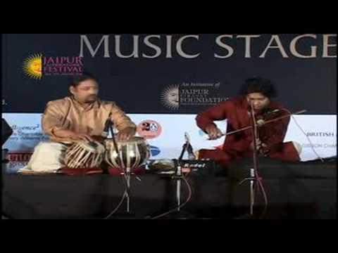 Sharat Chandra Srivastava Raag Jaijaivanti Live in Jaipur 3