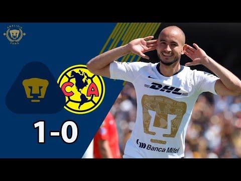 PUMAS 1-0 AMÉRICA | EL FUNERAL DE CASTILLO