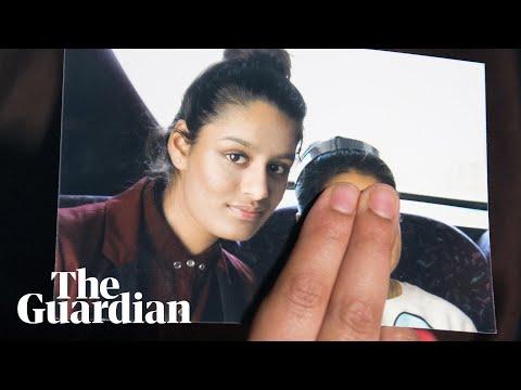 Shamima Begum: Isis runaway asking for sympathy