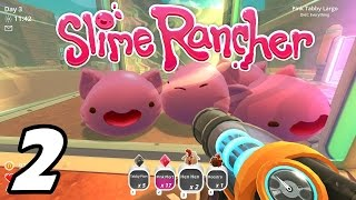 Slime Rancher E02 - Feeding Time! (Gameplay / Playthrough / 1080p)