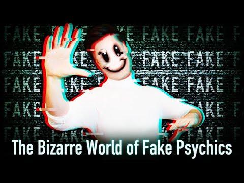 The Bizarre World of Fake Psychics, Faith Healers, and Mediums