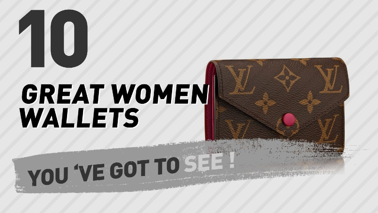 Louis Vuitton Women Wallets Top 10 Collection New Popular 2017