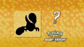 Pokemon Sun and Moon Episode 10 Who's That Pokemon  English Dub