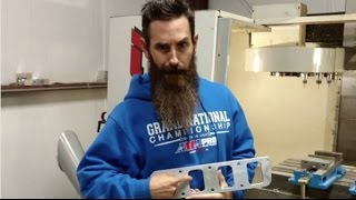 Aaron Kaufman - Training with BobCAD-CAM