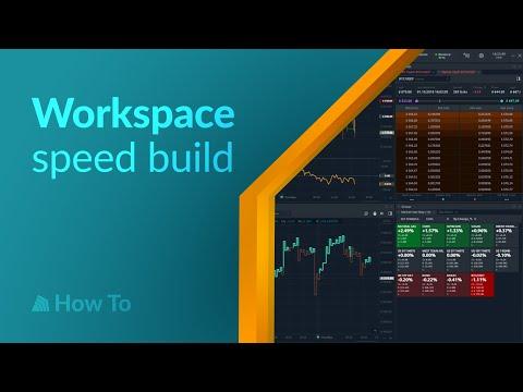 Workspace speed build