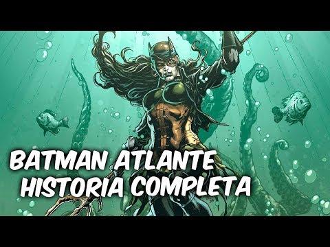 BATMAN METAL: LOS BATMAN'S OSCUROS Vs AQUAMAN