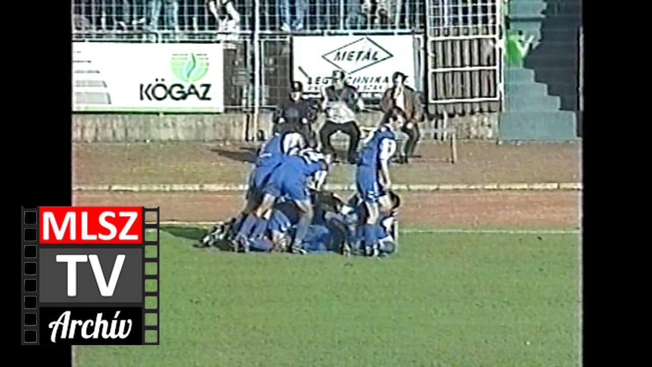Nagykanizsa-Győri ETO | 2-0 | 1999. 10. 24 | MLSZ TV Archív