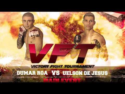 VFT 2 DUMAR ROA VS UELSON DE JESUS