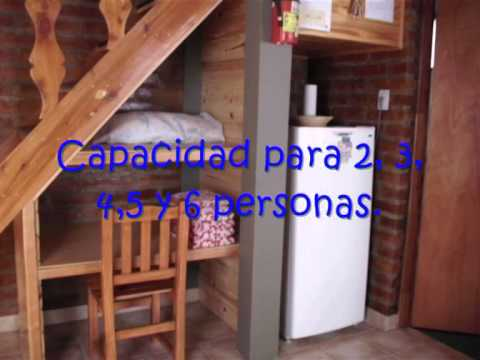 Cabañas El Progreso, Río Negro, Argentina.