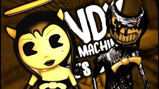 ALICE ANGEL HAS GONE COMPLETELY INSANE!! | Chapter 3 & 4 | Bendy and the Ink Machine: Reece