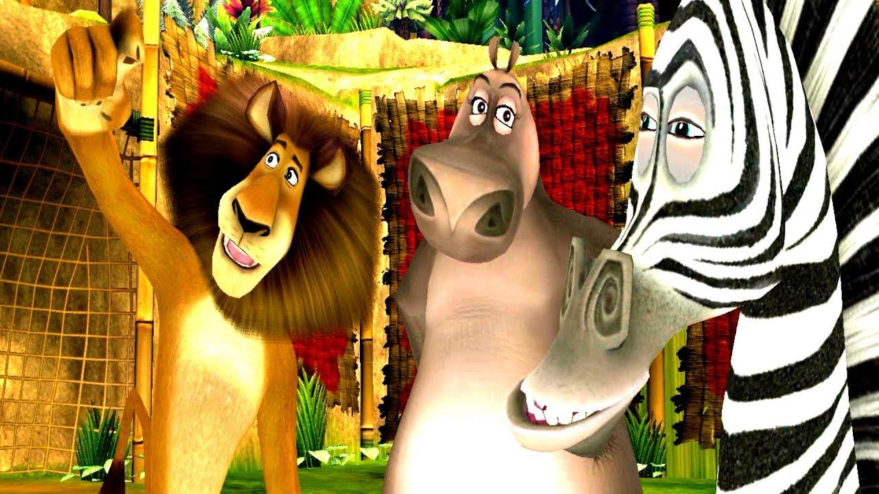 Madagascar escape 2 africa game part 1 caesars entertainment las vegas casinos
