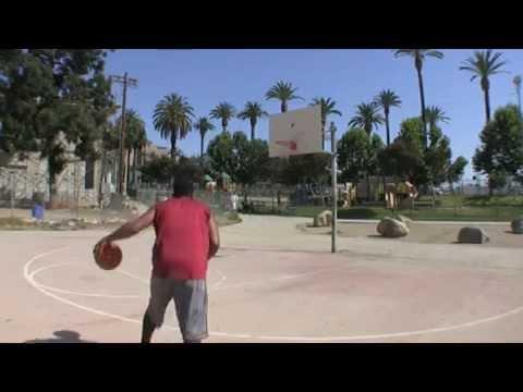 Kamal Moummad Basketball Skills.