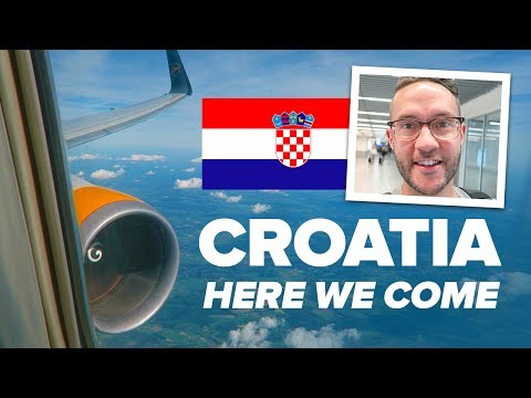 Flying Business Class to Zagreb, Croatia