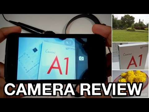 Android One | Micromax Canvas A1 Camera Review and Camera Samples with Video