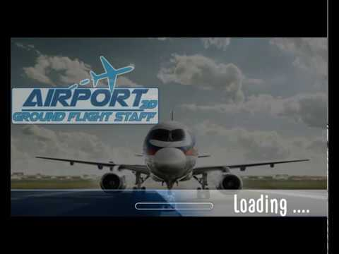 Airport Ground Flight Staff 3D - A Game By TimeDotTime Studio