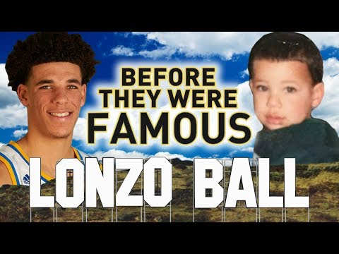 Download Youtube: LONZO BALL - Before They Were Famous - LA Lakers