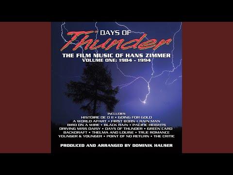 Rain Man (1988) - End Credits