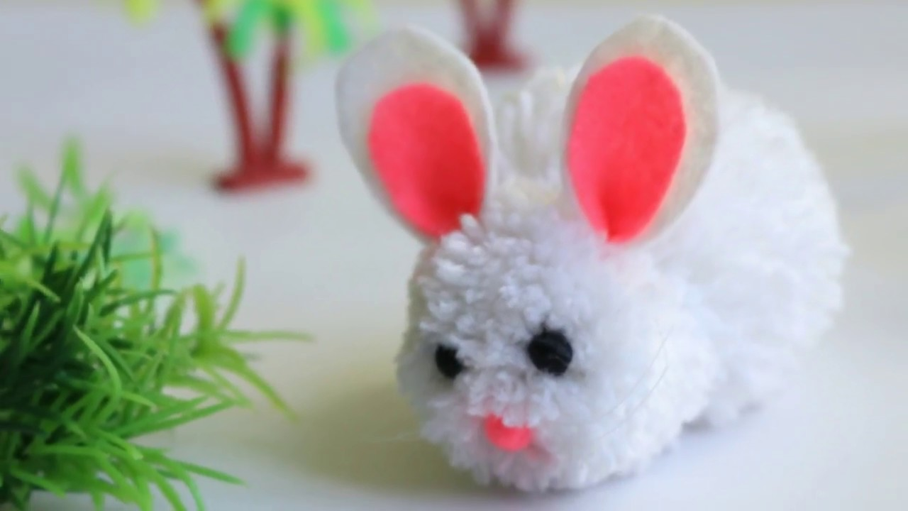 how to make bunny tracks