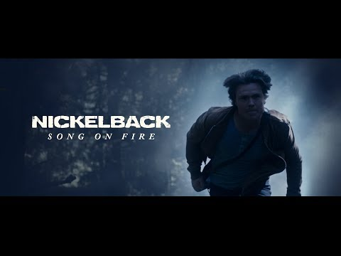 Download Youtube: Nickelback - Song On Fire [Official Video]