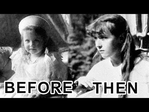 WOMAN And TIME: Grand Duchess Anastasia Nikolaevna Of Russia