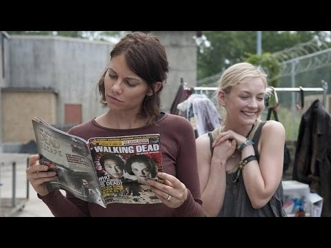 Lauren cohan the walking dead s03e07 2012 - 2 9