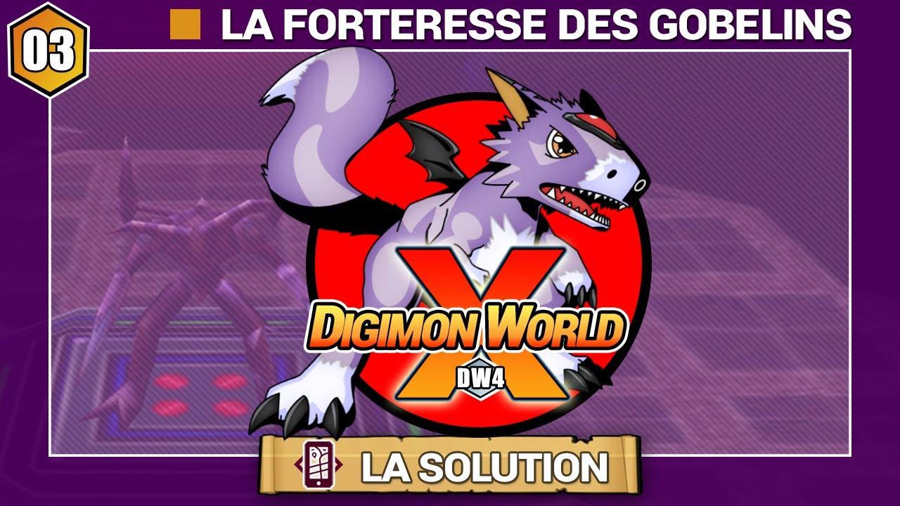 Digimon World X [PS2] | Solution Vidéo #03 | [SOUS-TITRES FR]