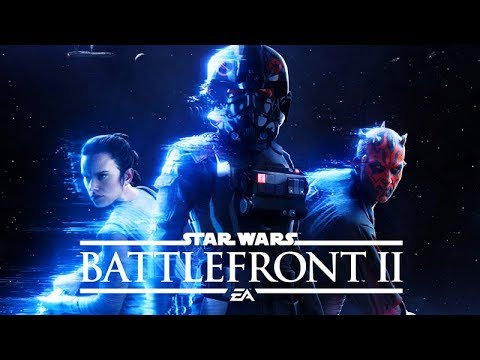 STAR WARS: BATTLEFRONT 2 All Cutscenes (EA Access Trial) Game Movie 4K 60FPS
