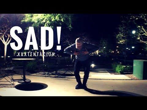SAD! - XXXTENTACION (Jysa BP COVER)   Mr. Berg Dance