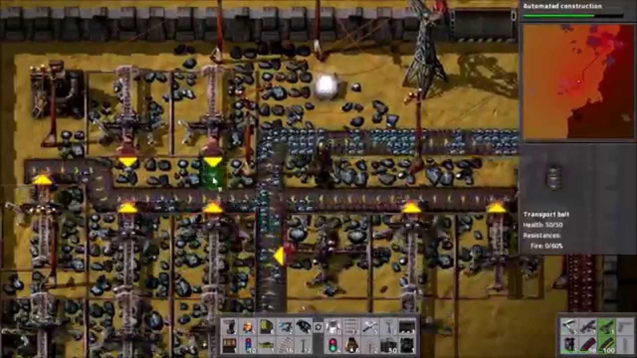 Factorio Towns Ep#5: Circuit Setup