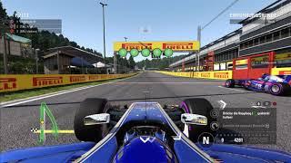 F1 THL 2017| Round 12: Belgium