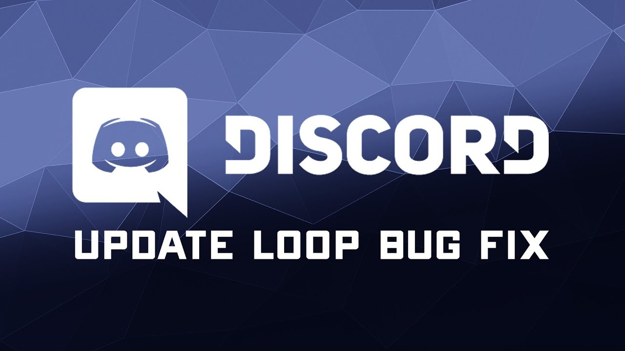 How to Fix Discord Update Loop / Failed Update Bug for Beginners