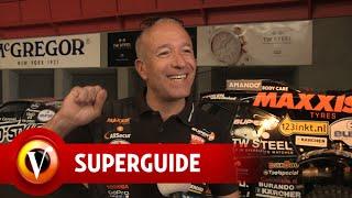 Tim Coronel over irritante reclame - Superguide - Veronica Magazine