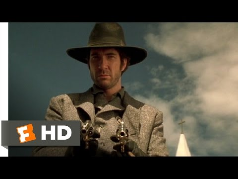 Texas Rangers (2/9) Movie CLIP - I Ain't No Preacher (2001) HD