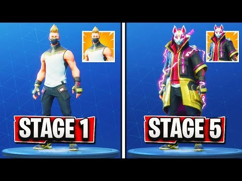 DRIFT SKIN STAGE 5