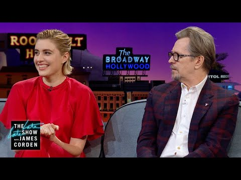 Gary Oldman & Greta Gerwig Are Familiar with Bad s
