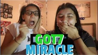 GOT7 'Miracle' MV REACTION!!!