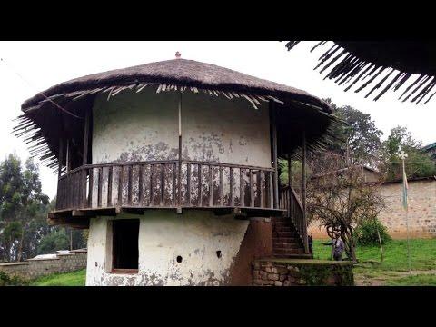 Emperor Menelik (Minilik) Entoto Palace Addis Ababa