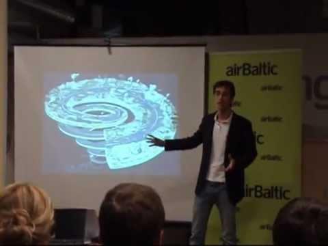 Pierre - Yves Cousteau (Riga, Latvia, 01.02.2012)