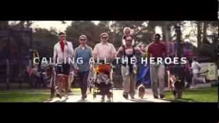 "Toyota Camry (Australian made)  - ""Calling All The Heroes"" TVC (Australia, 2013)"
