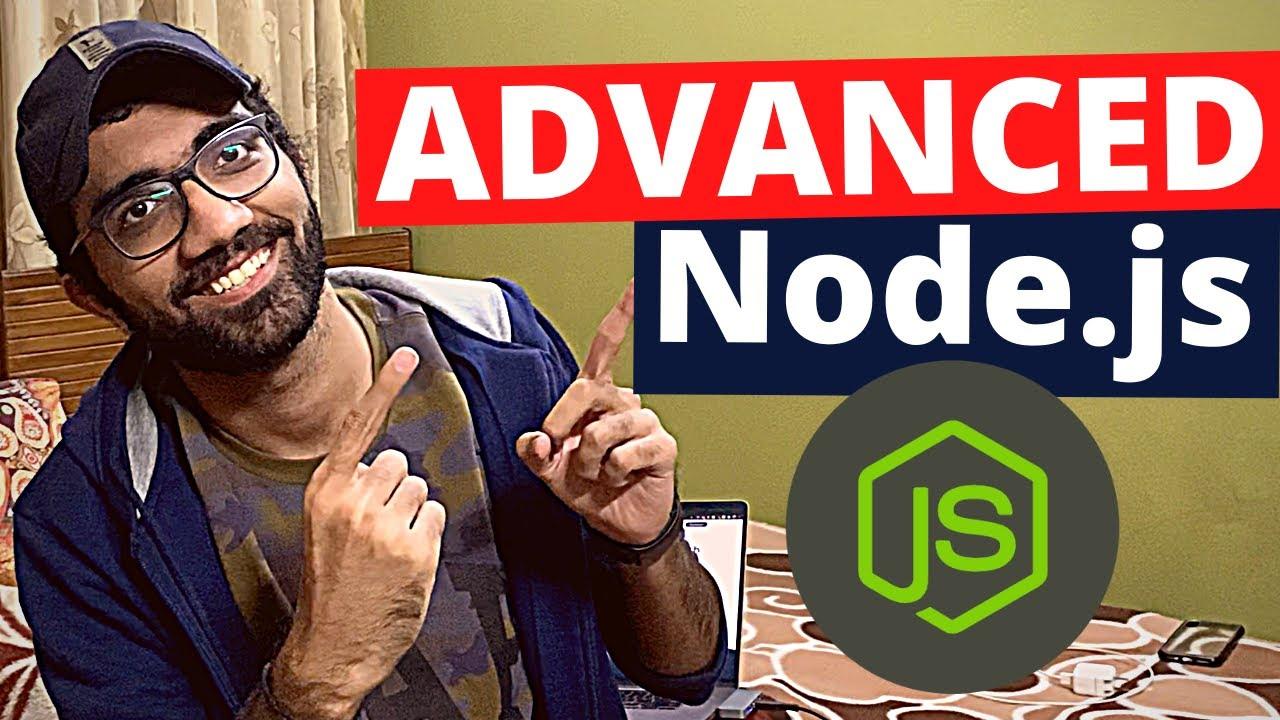Advanced Node.js Crash Course | New Year Gift!