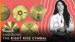 Choosing the Right Ride Cymbal For Your Style | Reverb