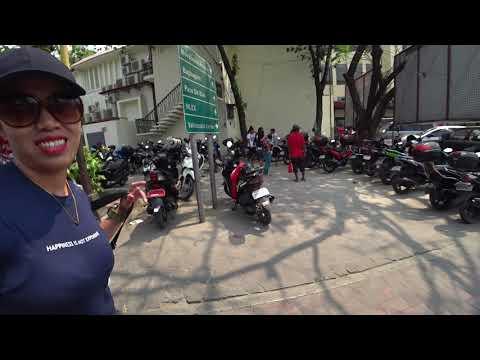 1,000 Hello's😃Walk Of VALENZUELA CITY In Metro Manila