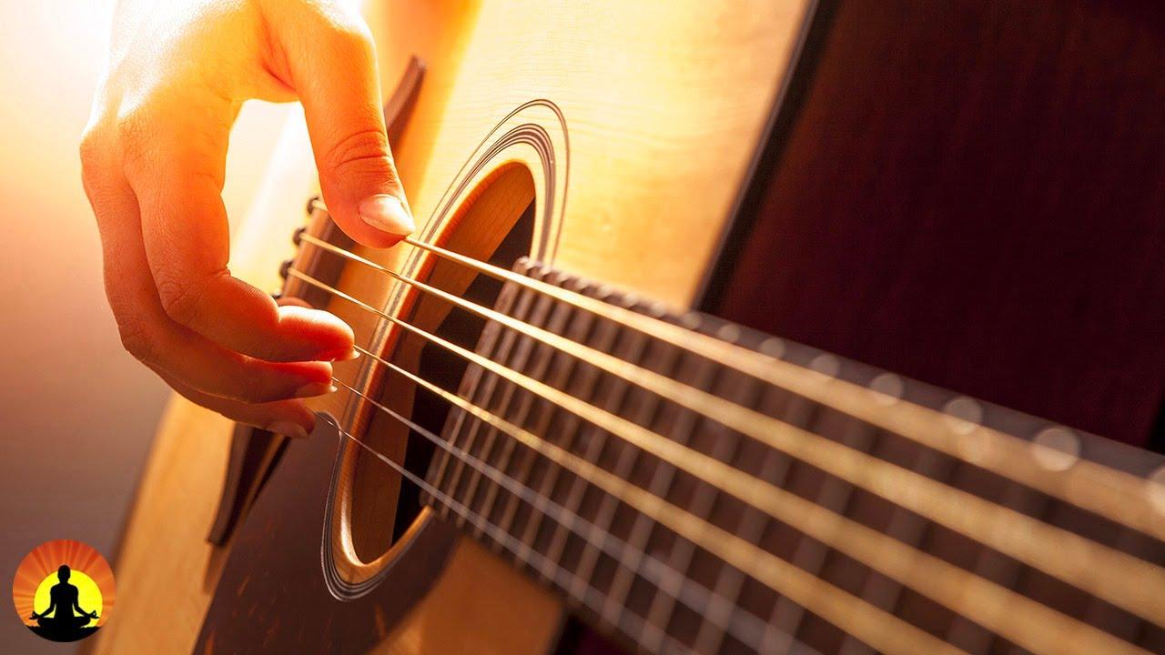 Relaxing Guitar Music, Calming Music, Meditation Music, Guitar Music, Sleep Music, Study Music ☯3717