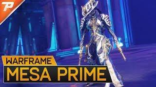 MESA Prime Revealed, Akjagara, Redeemer, Baruuk Abilities First Look & Gameplay & MORE - Dev 120