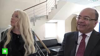 Рой Биссундоял, Посол Республики Маврикий в России