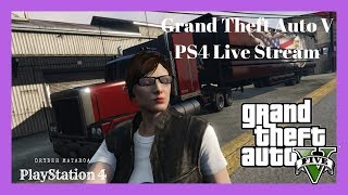 Grand Theft Auto V: PS4 Gameplay Grinding CEO & MC Business Road To $700 Million Legitimate #5