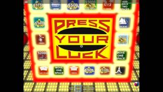 ROBLOX Press Your Luck Behind The Scenes/Testing