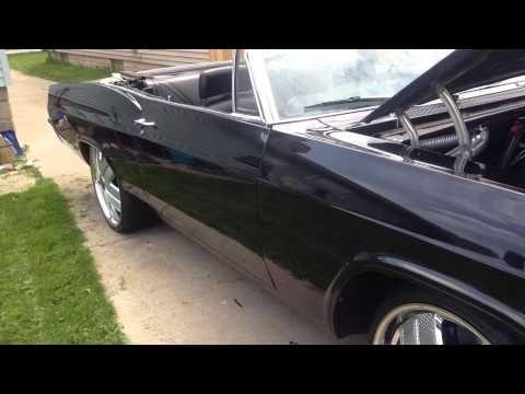 1965 Chevy Impala Convertible for sale call me at 989-751-4223 Caprice 1975 1974 1973
