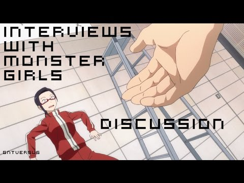 Interviews With Monster Girls Episode 1 Discussion