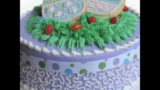 Easter Basket Cake Decorating And Spring Cupcakes How To Make Bunny Cupcake Video Tutorial Preview